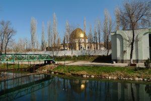 Shymkent & Sayram (Kazakhstan)