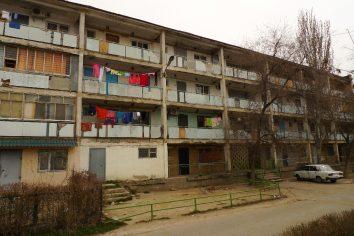Couchsurfing Aktau