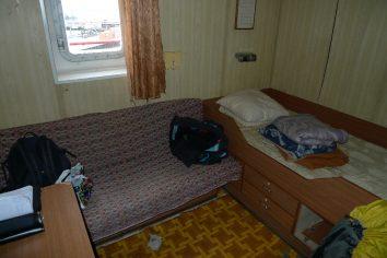 Gasis Aliev Accommodation, Caspian Sea