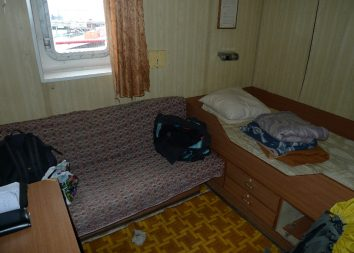 Gasis Aliev Accommodation, Caspian Sea
