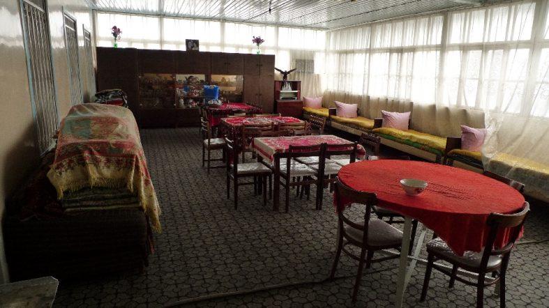 Homestay in Saki