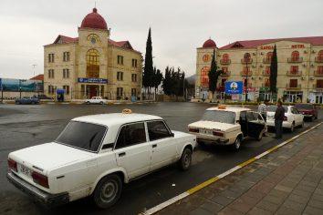 Zaqatala & leaving Azerbaijan for Georgia