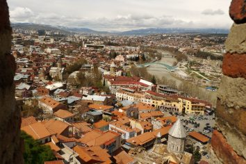 Tbilisi City Panoramas