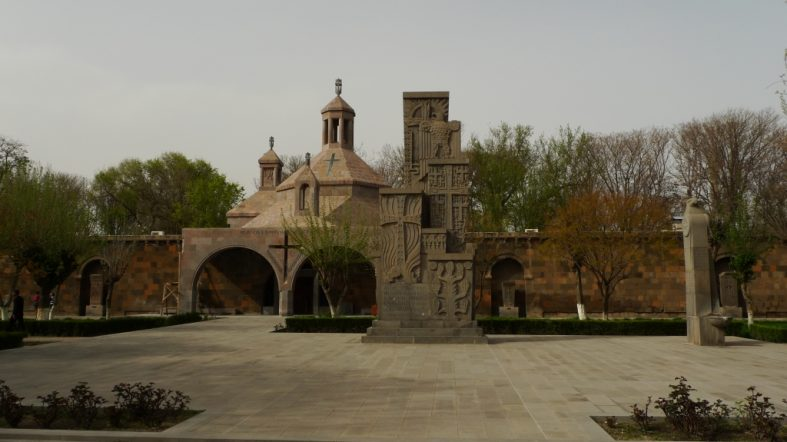 Around Yerevan – Echmiadzin