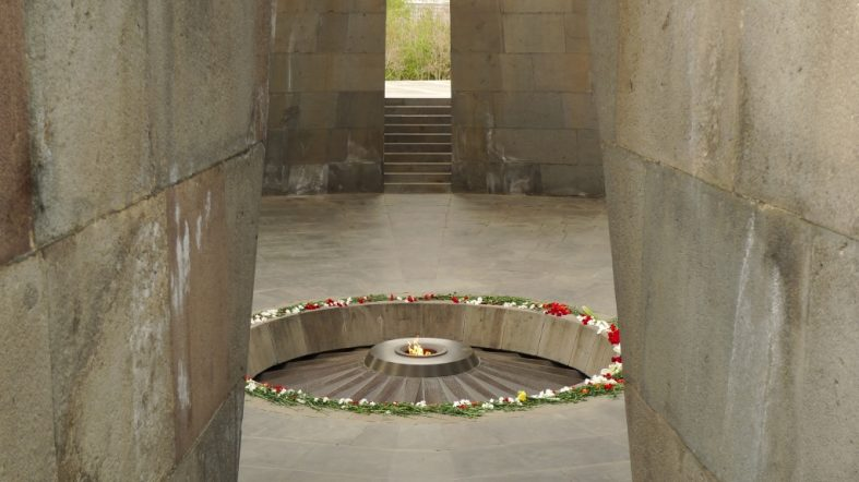 Yerevan – Mother Armenia & The Genocide Monument