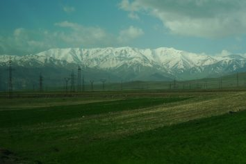 Drive to Goris w/Mt. Ararat