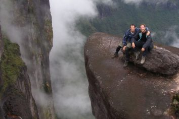 Drtili a boli drteni – 6 day trek to Roraima, The Lost World (Venezuela)