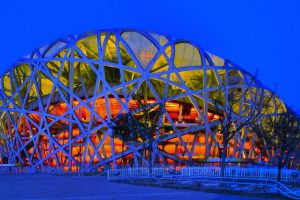 Olympic Playgrounds, Panoramas (Beijing)