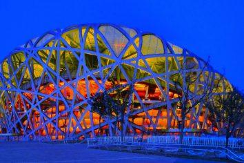 Olympic Playgrounds, Panoramas (Beijing)