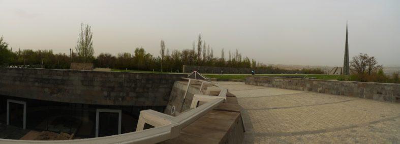 Yerevan – Mother Armenia & The Genocide Monument