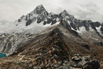 Huaraz – Santa Cruz trek – Panny
