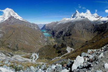 Huaraz – Santa Cruz Trek