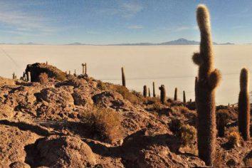 Bolivia first contact – 'Panny'