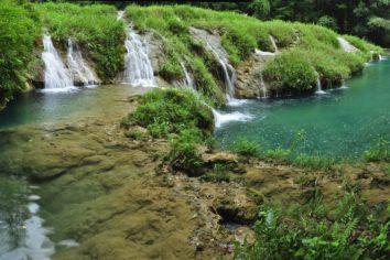 National Park Semuc Champey (Guatemala)