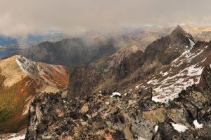 Bariloche Cerro Lopez….2200mnm