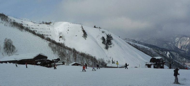 Happo One: 'Heads' in Nagano