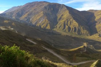 From Cayafate to Salta