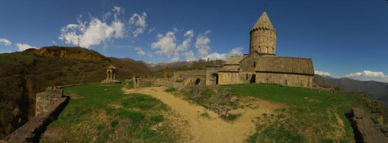 Tatev Monastery (Panoramas)