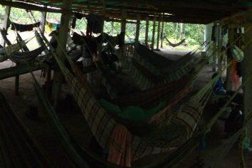 Salto Angel Boat trip – Accommodation
