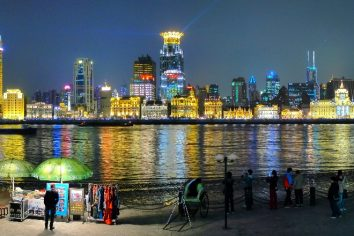 Shanghai, the Great gig of China