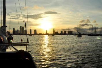 San Blas i Boat to Panama – Panny