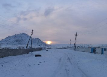 Across Winter Mongolia (Pictures Day 3&4)