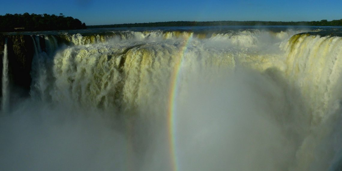Iguazu Waterfalls, oh´yeah!