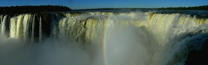 Iguazu Waterfalls, oh´yeah!