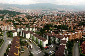 Medellin 'Mayor's View' Couchsurfing