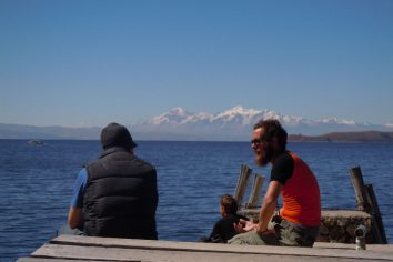 Titicaca (3808mnm, hlbka 457m)
