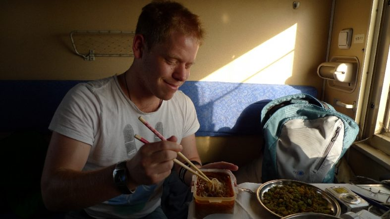 1 day on the Trans Siberian Express